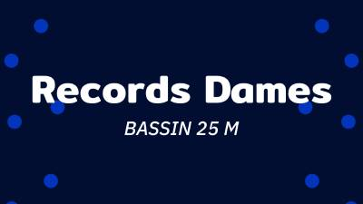 records dames 25M